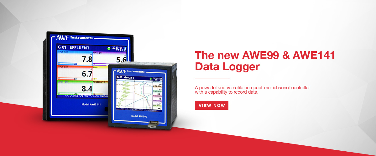 AWE99 & AWE141 Data Logger