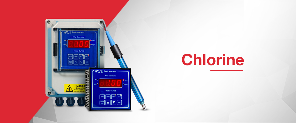 Chlorine measurement and control instruments