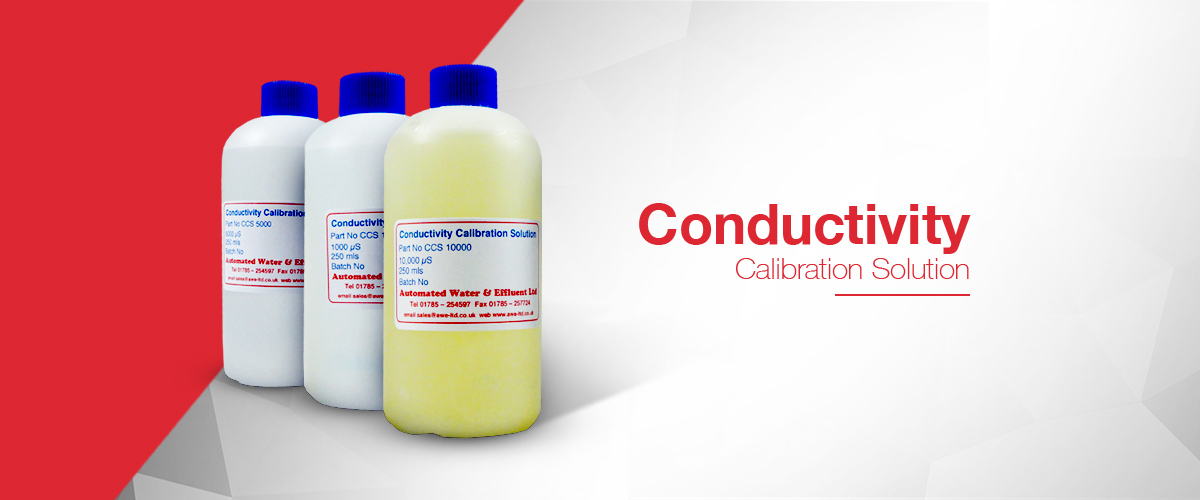 Conductivity Calibration Solution for the calibration of conductivity instruments