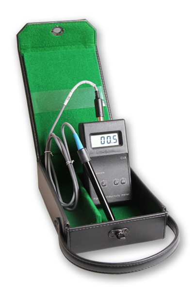conductivity meter portable kit