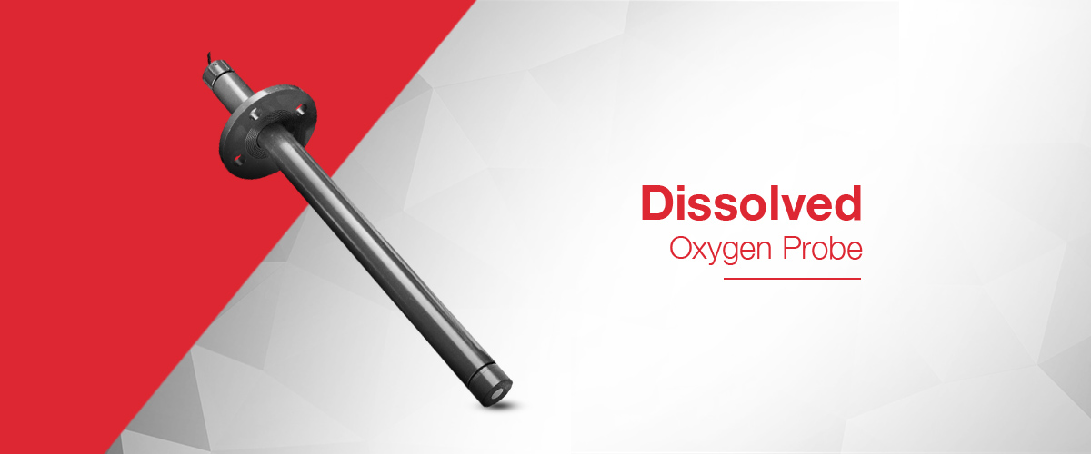 Dissolved Oxygen probes for the continuous measurement of the dissolved oxygen