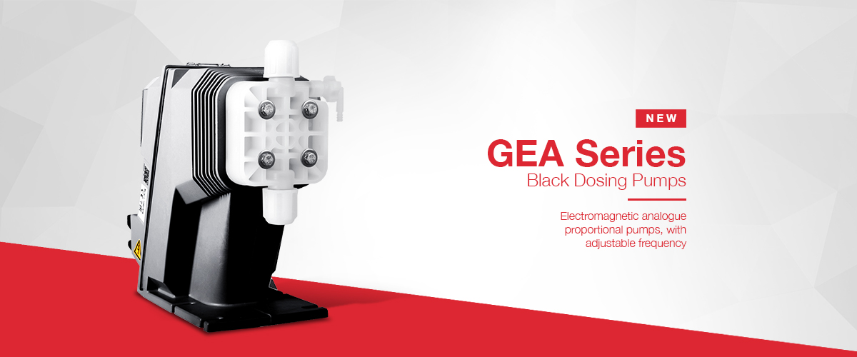 GEA Black Dosing Pumps