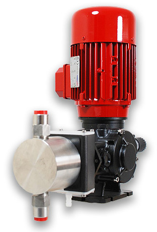 Piston Dosing Pump TAP15-6 with Stainless Steel head