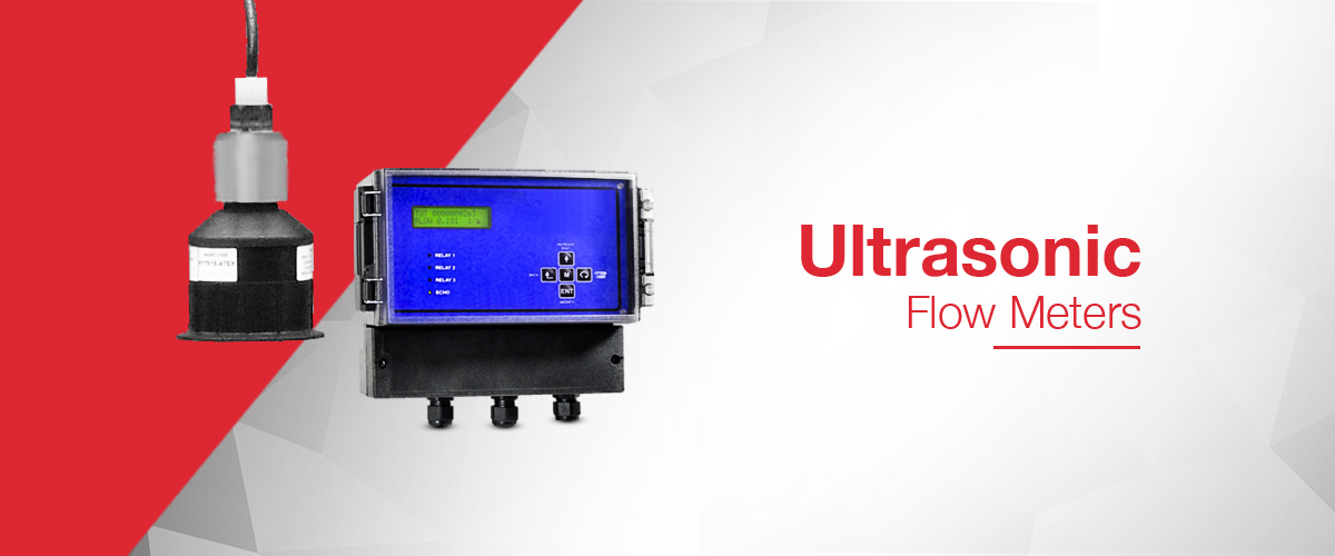 Ultrasonic flow meter which provides instantaneous and totalised flow measurements from an open channel or v-notch tank for final effluent discharge agreements