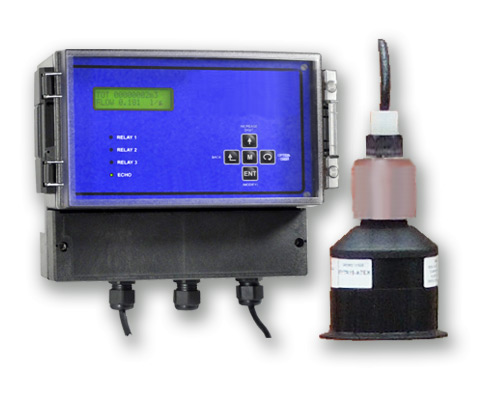 ultrasonic flow meter for consent to discharge MFLR
