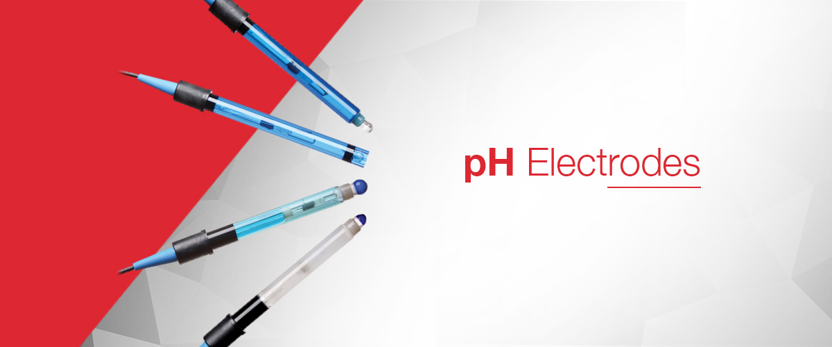 pH electrode range from Automated Water & Effluent Ltd