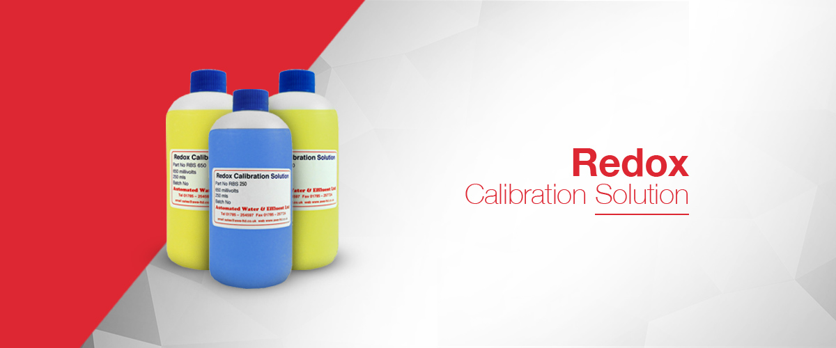 Redox Meter and Redox Calibration standards