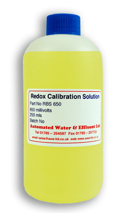 420mV redox calibration solution