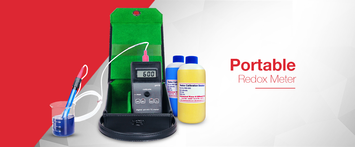 Redox Meter and portable redox meter