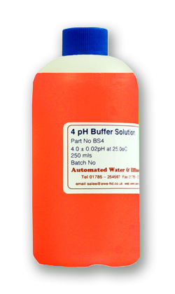 4 ph buffer solution