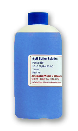 9 ph buffer solution