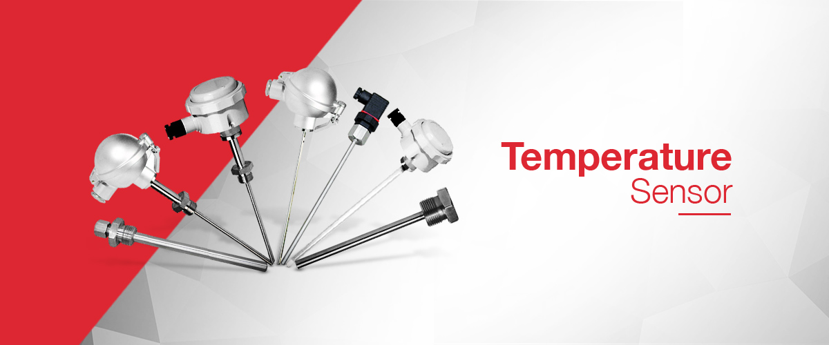 Temperature Sensor range designed for use in process chemicals and applications