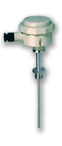 insertion temperature sensor with abs head TPA 1 N
