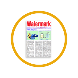 2018 editions of The Watermark