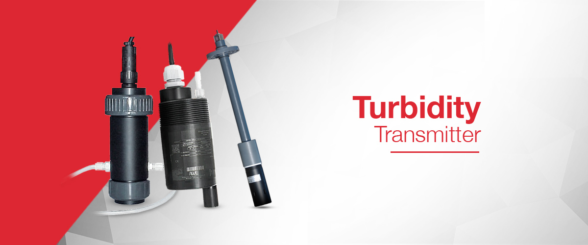 Turbidity Transmitter which takes a turbidity readings in NTU or FTU and transmits an isolated 4-20mA signal proportionally