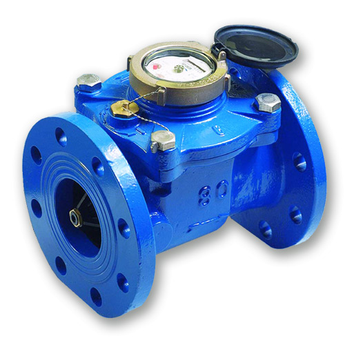 4 Inch or 100mm Flanged Water Meter