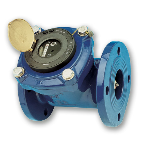 2 1/2 Inch or 70mm Flanged Water Meter