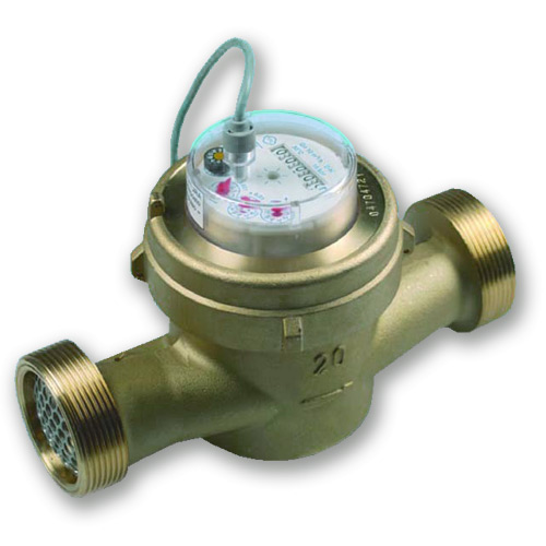 3/4 Inch or 20mm Water Meter for Hot Water